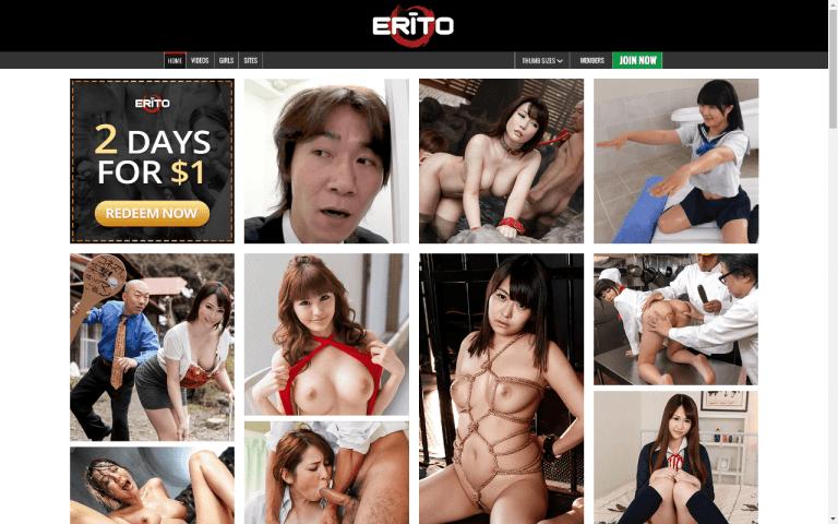Erito - Premium Japanese Porn Sites