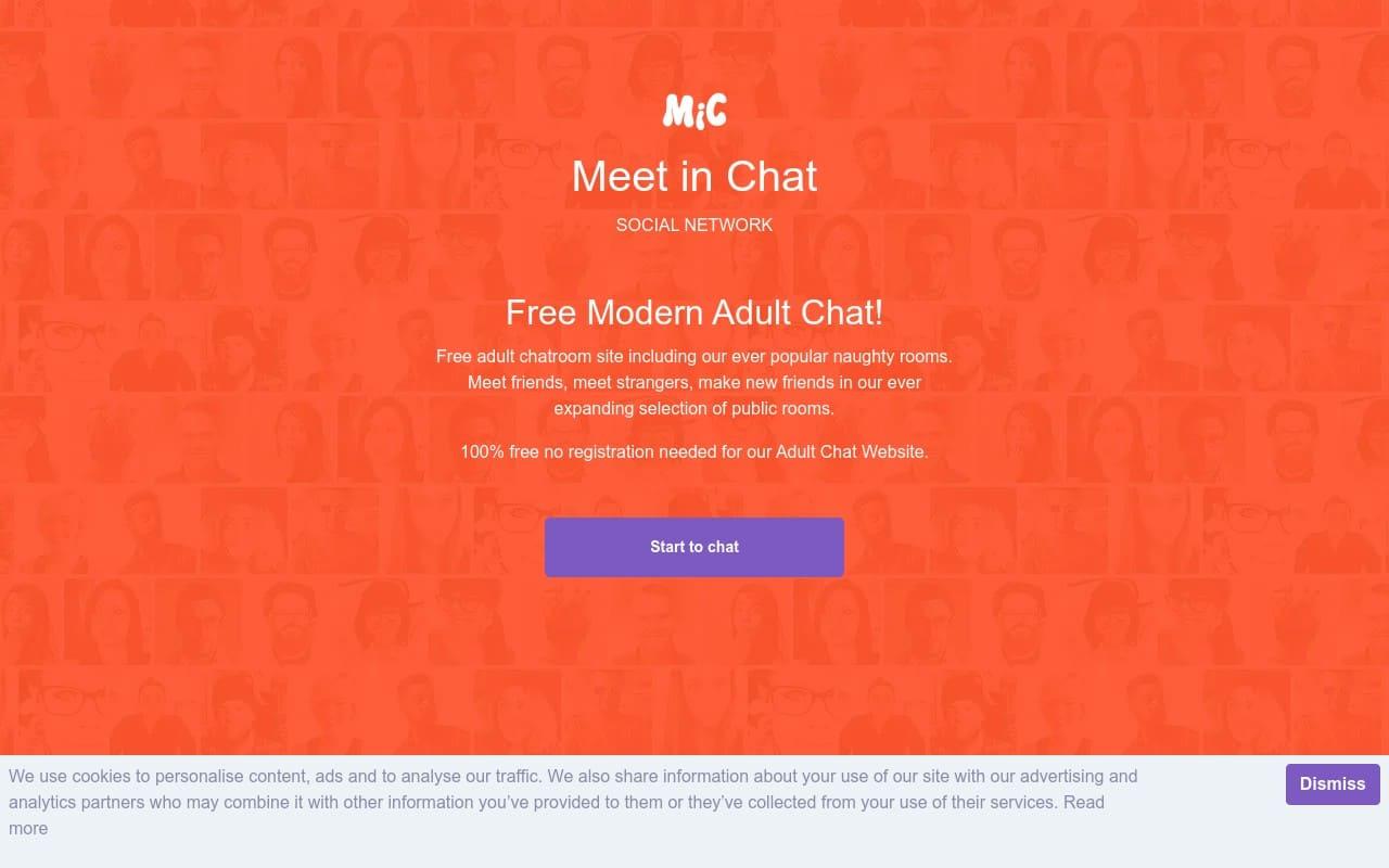 Meetinchat - best Sex Chat Sites