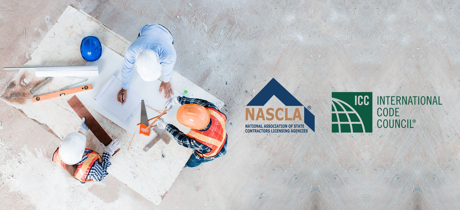 NASCLA and ICC certifications