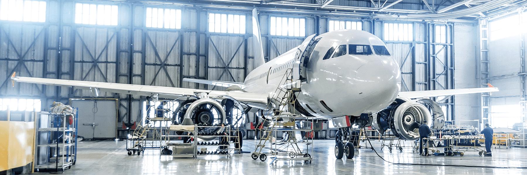 Real Time Energy Monitoring at Airplane Hangar