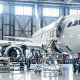 Real Time Energy Monitoring at Airplane Hangar