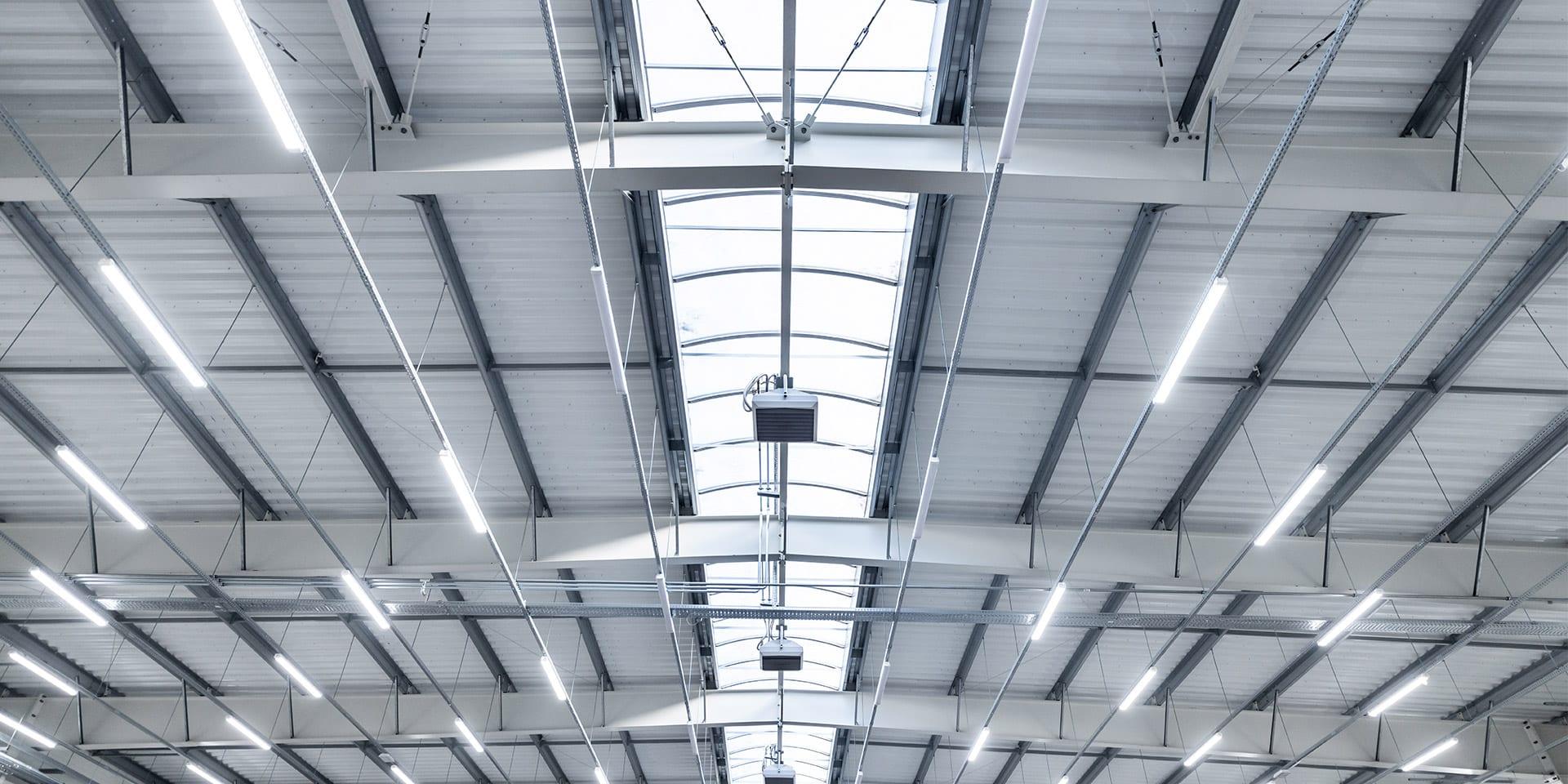 LED Lighting and Sensor Backed Controls