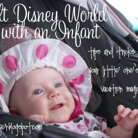 {Hoosier Momma Moment} Walt Disney World with a Baby