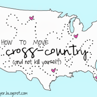 {Hoosier Momma Moment} How to Move Cross Country and Not Kill Yourself