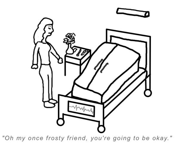 Fridge Comic