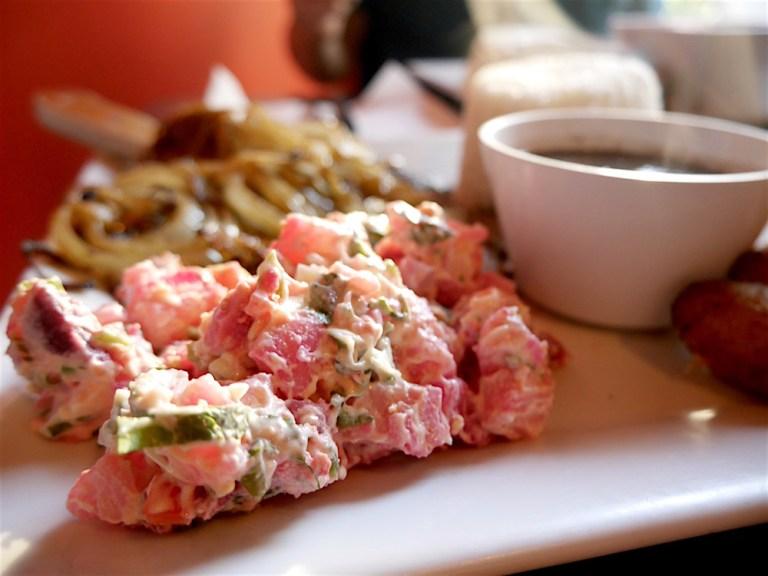 Division Cafe Beet Salad in Somerville