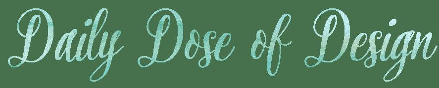 Daily Dose of Design