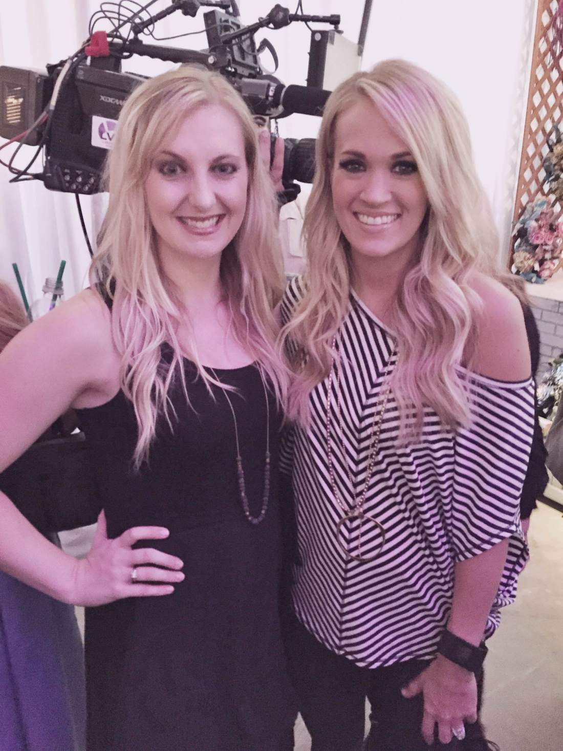 Carrie Underwood nails NYFW debut with interactive shopping experience, models representing real women, and functionally fashionable activewear.