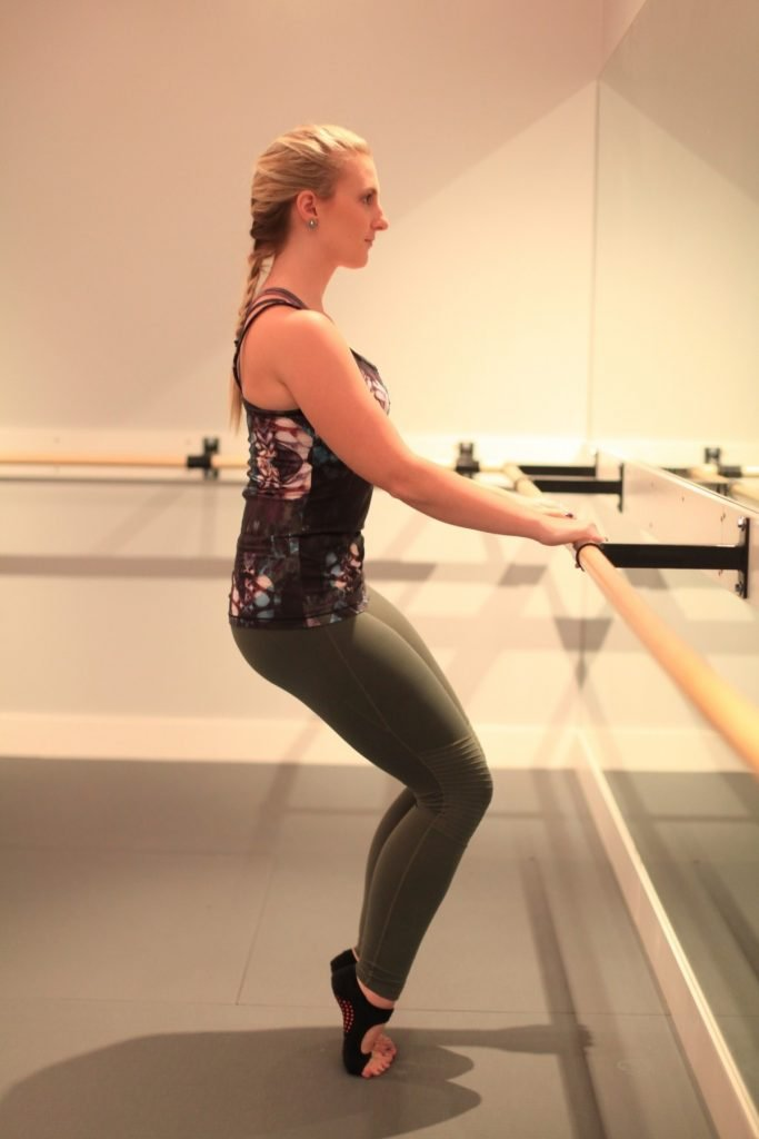 Two of my favorite fitness things - CALIA activewear and classes at The Barre Code!