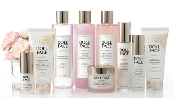 Doll Face Beauty brings high performance skin solutions with glamorous results.