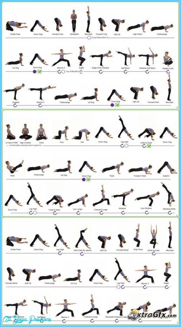 graphic relating to Bikram Yoga Poses Chart Printable identified as Bikram Yoga Poses Chart Printable