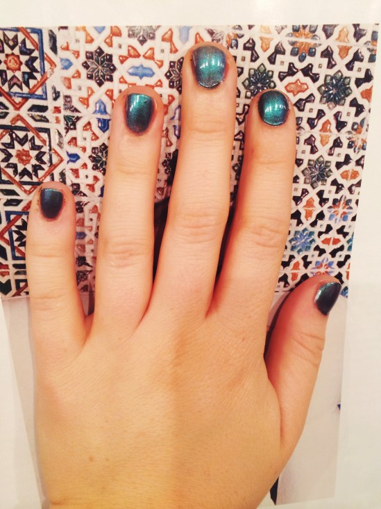 Mermaid Nails All You Need is Blush
