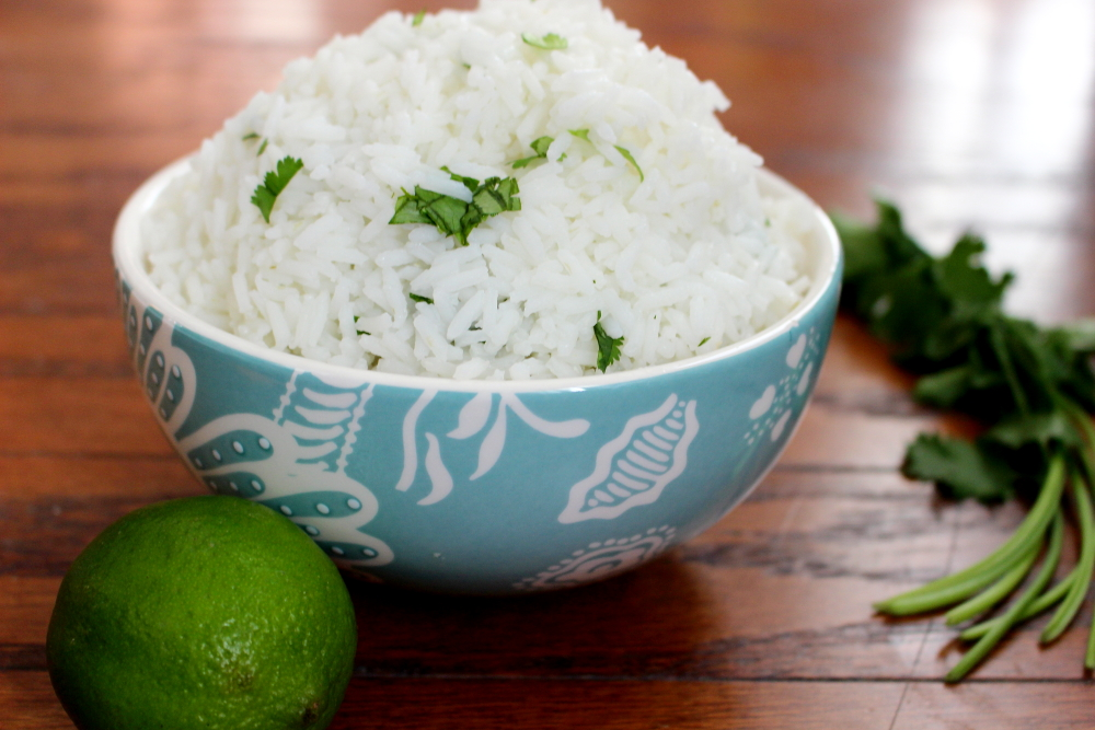 Copycat Chipotle Cilantro Lime White Rice