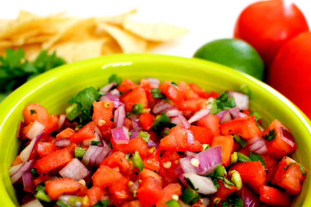 Copycat Chipotle Pico de Gallo
