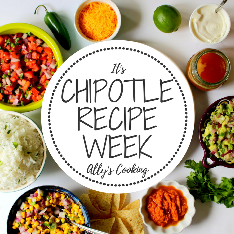 Chipotle Copycat Recipe