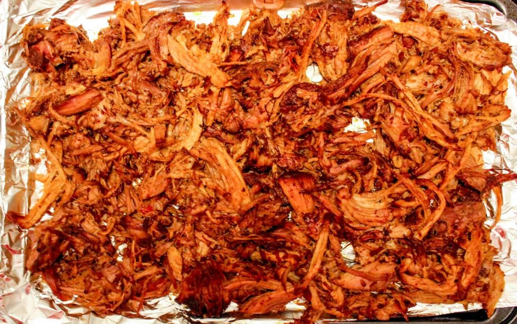 Spicy Slow Cooker Pork Carnitas