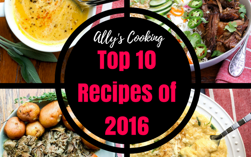 Top 10 Ally's Cooking Recipes