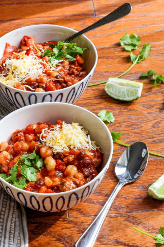 Easy 5 Ingredient Posole