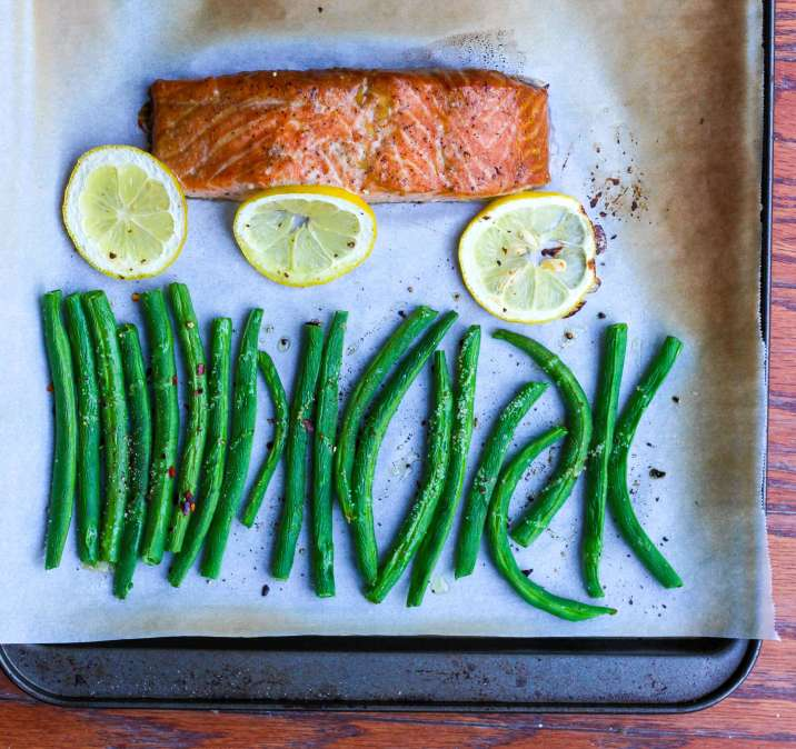 10 Minute Broiled Salmon