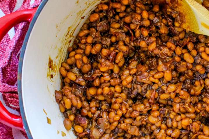 Brown Sugar Baked Beans