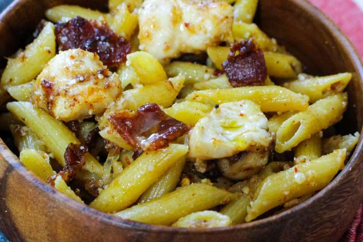 Chicken Bacon Pasta