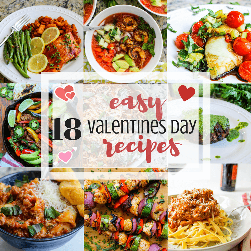 18 Easy Yet Impressive Valentines Day Recipes Everyone Will Like