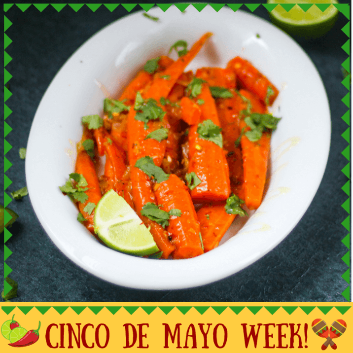 Margarita Braised Carrots