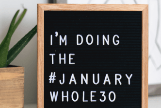 I'm doing the January Whole30