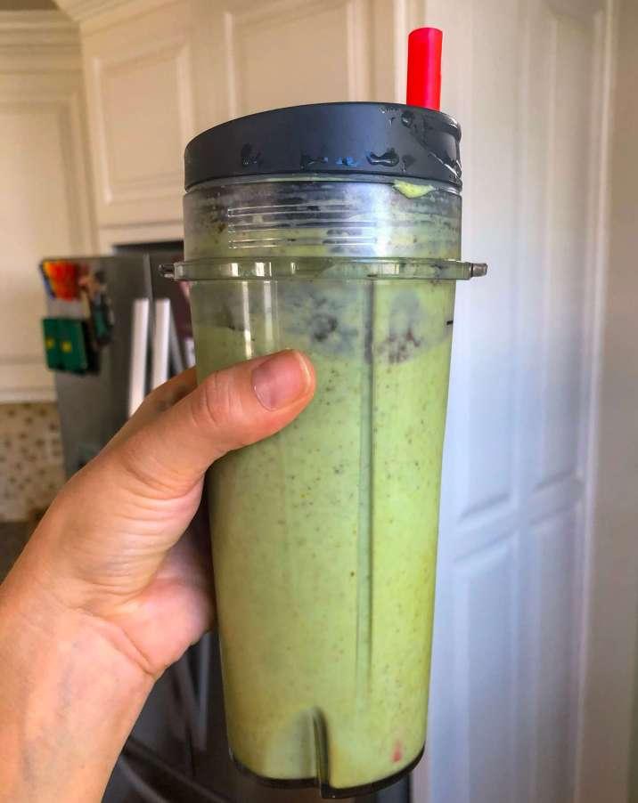 Extra Veggies Green Smoothie