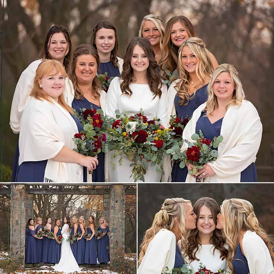 Boerner Botanical Gardens Wedding in Milwaukee, WI