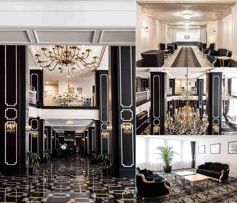 Hotel Retlaw Wedding Venue Loft