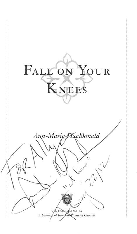 Ann-Marie's autograph
