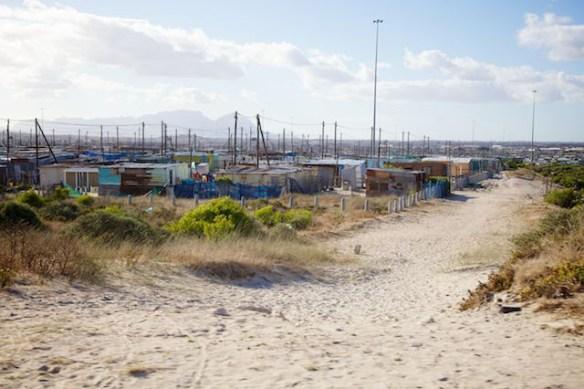 Khayelitsha Township, Western Cape, South Africa  (c) Allyson Scott