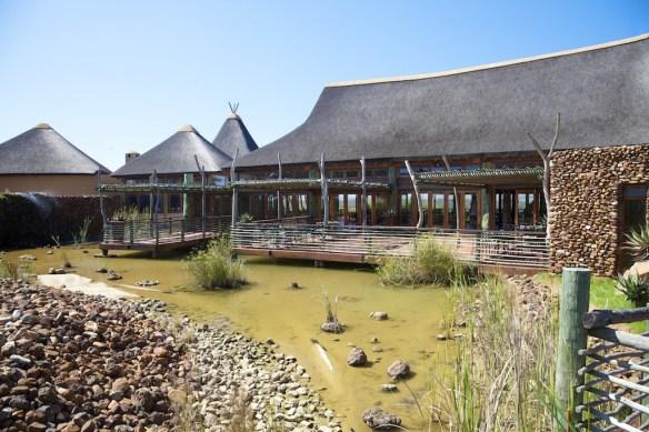 Main lodge, Garden Route Game Reserve (c) Allyson Scott