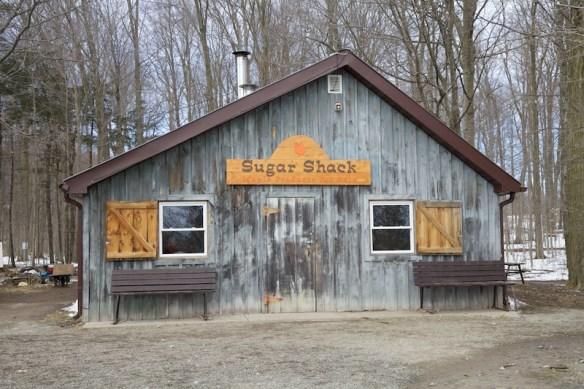 Bruce's Mill Sugar Shack