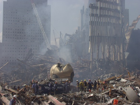 The Sphere at Ground Zero
