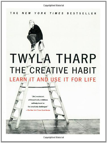An interesting book for finding creative juice flow.