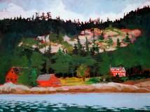 Undercliff Cottages, Cape Rosier ME