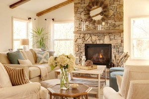 Whalen Home for Lake Norman Magazine