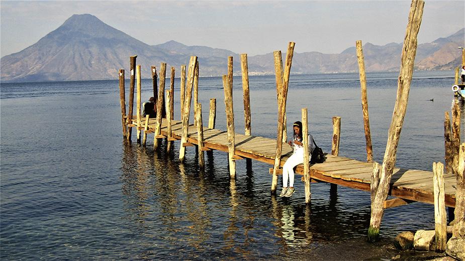 Lago Atitlán-Guatemala