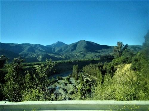 Parte baja del Valle del Maipo