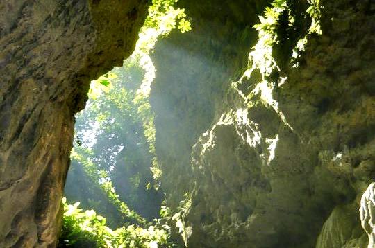 Cuevas del Bayano