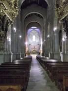 A view of the nave.