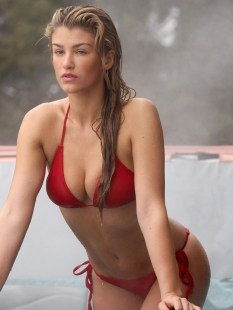 Amy-Willerton-Red-Bikini-In-Switzerland-05