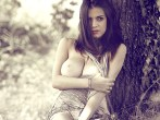 Valentina-Matteucci-Topless-in-the-Woods-Photoshoot-08