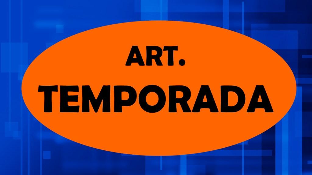 ARTÍCULOS TEMPORADA