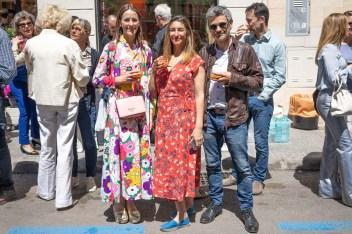 Mari—Luise Leja , Camila Bo y Andreas Constantine Iuc