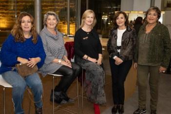 Teresa Moll, Mar Lluch, Barbara Pons, Angeles Garcia, Agus Vallès