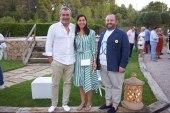 Bernat Vidal, Mariana Chacón y Tommy Ferragut