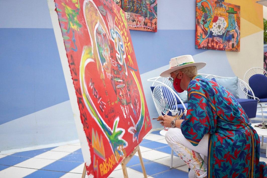 Exposición Galery Red 25